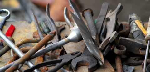 Best Ways to Remove Rust from Tools