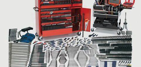 Williams Mammoth Mechanic Tool Set – 1390 Pieces