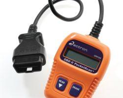 Actron CP9125 PocketScan Code Reader Review