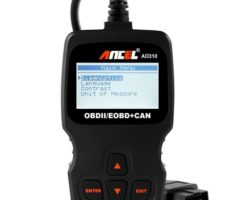 Ancel AD310 Universal OBD II Scanner Review