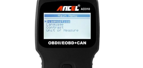 Ancel AD310 Universal OBD II Scanner Review – 2017