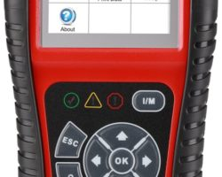 Autel AL519 AutoLink OBD II Scan Tool with Mode 6 Review