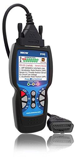 Innova 3100j Diagnostic Code Reader Review