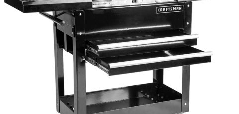 Best Craftsman Tool Carts & Cabinets Reviewed