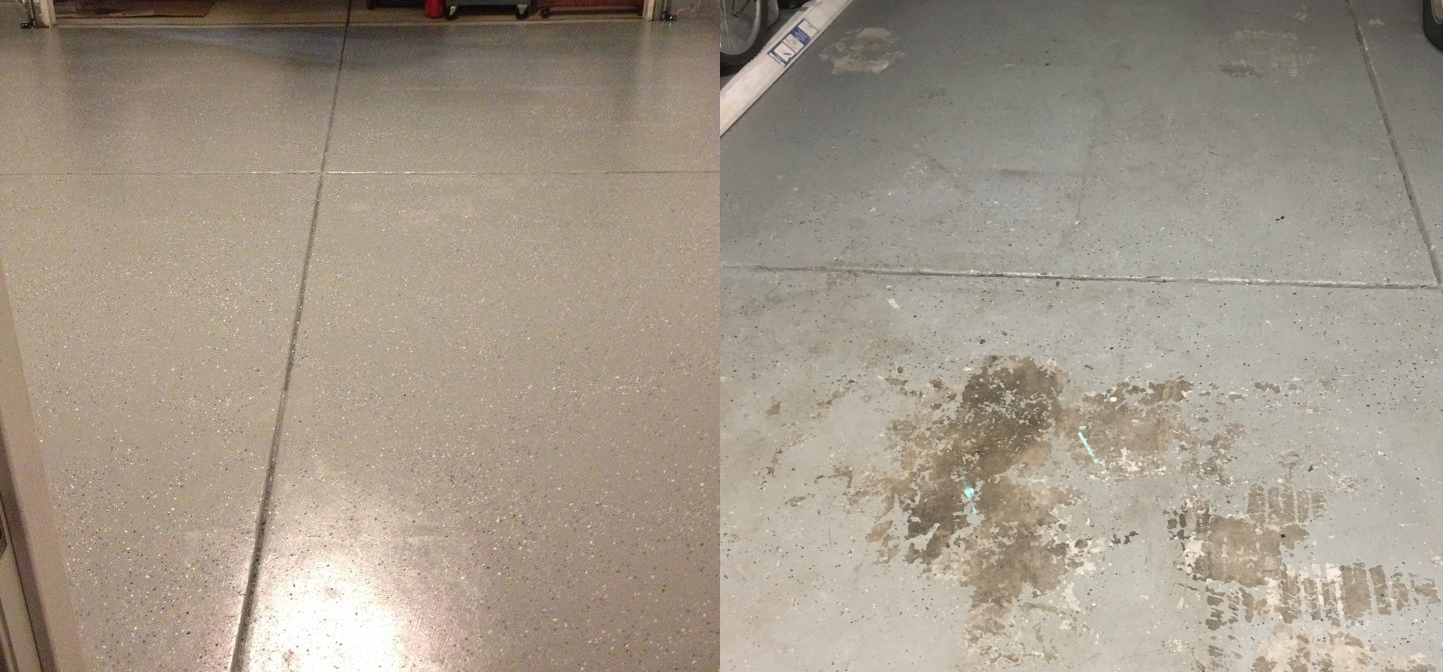 Garage Floor Epoxy - Let Us Help You Choose The Right One
